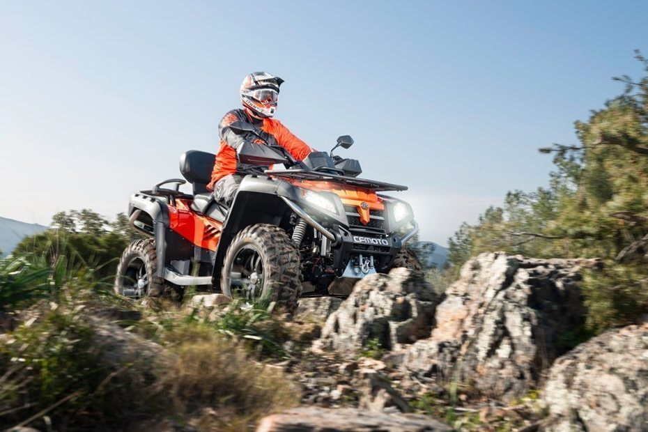 Reiu ATV and nature trails