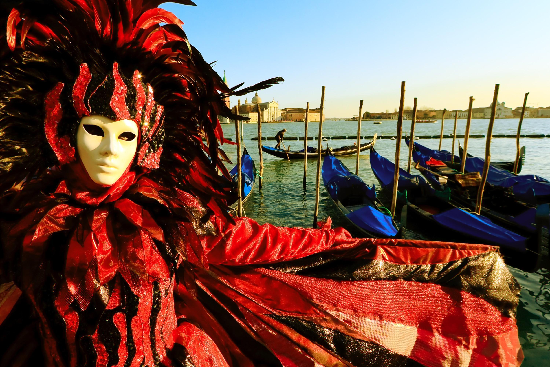 Venetsian Karnivaali Italiassa