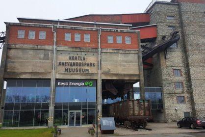 Exaiting Tour in Miningmuseum